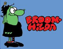 broom hilda