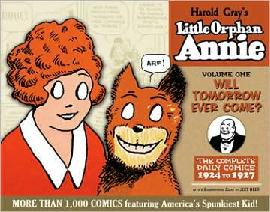 Little Orphan Annie Collection, Book 1
