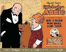Little Orphan Annie Collection, Book 3