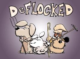 "Jeff Corriveau's Delightful ""DeFlocked"" Comic Strip"