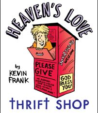 """Heaven's Love Thrift Shop"" weekly comic"