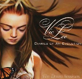 """Vic Lee, Diaries of an Evolution, the Demo Session,"" CD Music"